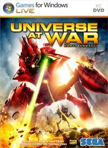 Universe at War: Earth Assault (PC) BoxArt, Screenshots and Achievements