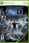 Star Wars: The Force Unleashed Cover Image
