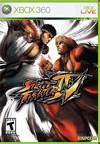 Street Fighter IV Cover Image
