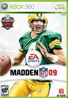 Madden NFL 09 BoxArt, Screenshots and Achievements