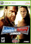 WWE SmackDown vs. Raw 2009 BoxArt, Screenshots and Achievements