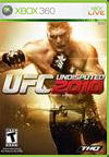 UFC 2010 Undisputed BoxArt, Screenshots and Achievements