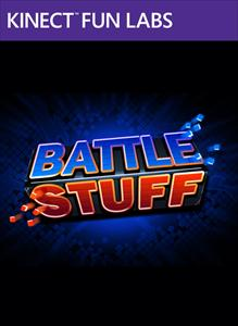 Kinect Fun Labs: Battle Stuff BoxArt, Screenshots and Achievements