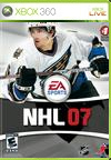 NHL 07 BoxArt, Screenshots and Achievements