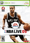 NBA Live 09 BoxArt, Screenshots and Achievements