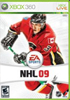 NHL 09 BoxArt, Screenshots and Achievements