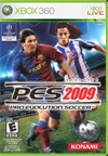 PES 2009 BoxArt, Screenshots and Achievements