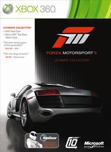 Forza MotorSport 3 Xbox 360 Clans