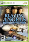 Blazing Angels Squadrons of WWII Cover Image