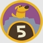 A Voice In The Mist Achievement