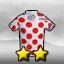 Polka Dot Jersey (Difficult)    Achievement