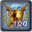 Valiant Warrior Achievement