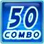 50 Combo Achievement