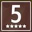 Five's alive Achievement