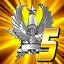 シルバーメダル5 Achievement