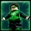 Green Lantern's Light Achievement