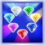 All Chaos Emeralds Found! Achievement