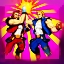 Double Dragon Achievement
