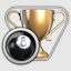 8 Ball Champion Achievement