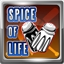 The Spice of Life Achievement