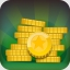 Collect 10000 coins Achievement