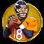 Peyton Manning Legacy Award Achievement