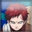 Gaara - Forest of Death Exam