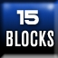 15 Blocks Achievement