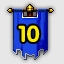 10 Wins Achievement