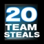Get 20 Steals With Any Team