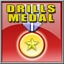 Drills Medal Achievement