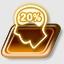 20% Brain Usage Achievement
