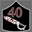 40 Knives! Achievement