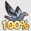 Free all the pigeons. Achievement