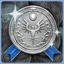 Silver Medalist Achievement