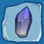 Blue Crystal Collector Achievement