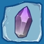 Purple Crystal Collector