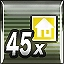 45 Takeover Missions Completed Achievement