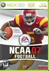 NCAA Football 07 BoxArt, Screenshots and Achievements