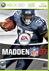 Madden NFL 07 BoxArt, Screenshots and Achievements