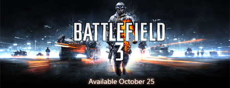 Battlefield 3 Thunder Run Tank Gameplay
