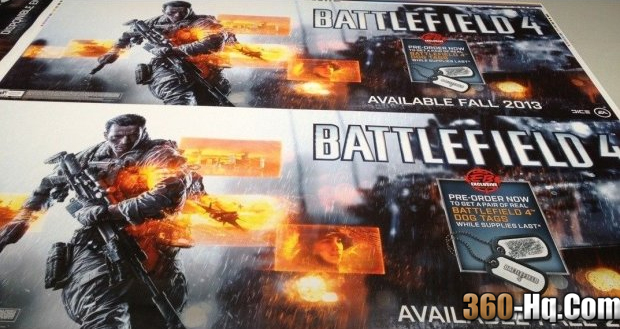 Battlefield 4 (BF4) pre-order dogtags