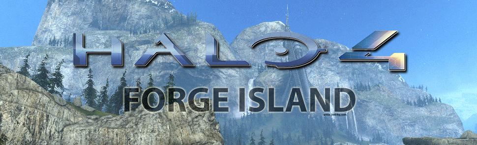 Forge Island - Halo 4