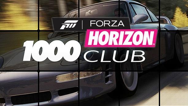 Forza Horizon 1000 Club