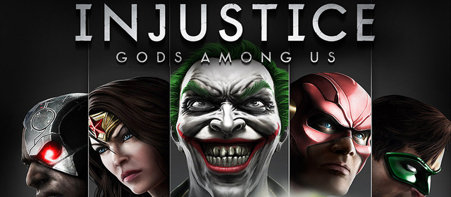 Injustice: Gods Among Us Demo Available on Xbox 360