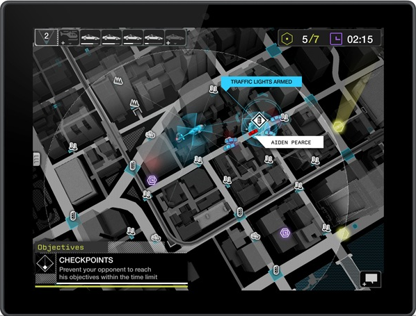 Watch_Dogs Companion App