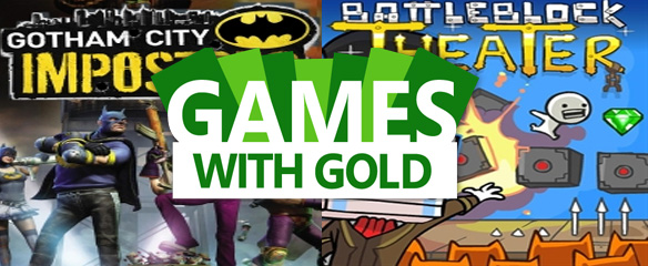 Games with Gold July 2014 Xbox 360