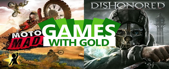Games with Gold August 2014 (Xbox 360)