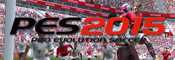 PES 2015 - Pro Evolution Soccer 2015