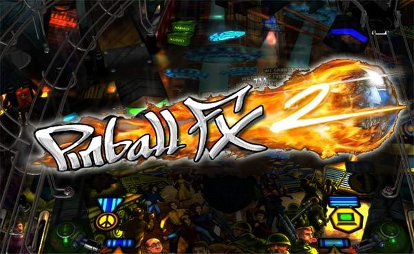 Pinball FX2 Xbox One